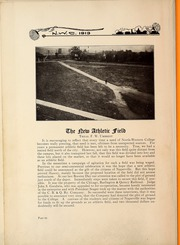 Page 16, 1913 Edition, North Central College - Spectrum Yearbook (Naperville, IL) online yearbook collection