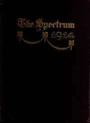 North Central College - Spectrum Yearbook (Naperville, IL) online yearbook collection, 1914 Edition, Page 1
