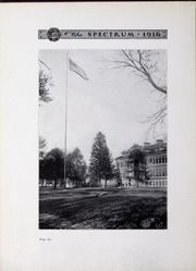Page 8, 1916 Edition, North Central College - Spectrum Yearbook (Naperville, IL) online yearbook collection
