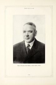 Page 10, 1920 Edition, North Central College - Spectrum Yearbook (Naperville, IL) online yearbook collection
