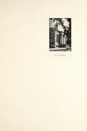 Page 5, 1920 Edition, North Central College - Spectrum Yearbook (Naperville, IL) online yearbook collection