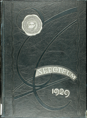 Page 1, 1929 Edition, North Central College - Spectrum Yearbook (Naperville, IL) online yearbook collection