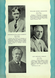 Page 15, 1929 Edition, North Central College - Spectrum Yearbook (Naperville, IL) online yearbook collection