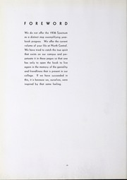 Page 14, 1936 Edition, North Central College - Spectrum Yearbook (Naperville, IL) online yearbook collection