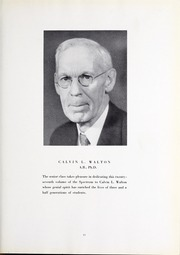 Page 15, 1936 Edition, North Central College - Spectrum Yearbook (Naperville, IL) online yearbook collection