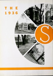 Page 6, 1936 Edition, North Central College - Spectrum Yearbook (Naperville, IL) online yearbook collection