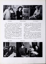 Page 12, 1942 Edition, North Central College - Spectrum Yearbook (Naperville, IL) online yearbook collection