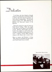 Page 10, 1945 Edition, North Central College - Spectrum Yearbook (Naperville, IL) online yearbook collection