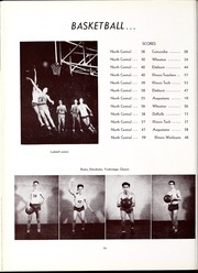 Page 100, 1945 Edition, North Central College - Spectrum Yearbook (Naperville, IL) online yearbook collection
