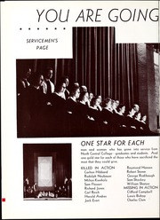 Page 12, 1945 Edition, North Central College - Spectrum Yearbook (Naperville, IL) online yearbook collection