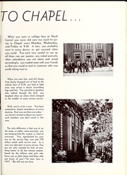 Page 13, 1945 Edition, North Central College - Spectrum Yearbook (Naperville, IL) online yearbook collection