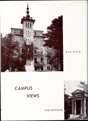 Page 14, 1945 Edition, North Central College - Spectrum Yearbook (Naperville, IL) online yearbook collection