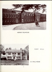 Page 17, 1945 Edition, North Central College - Spectrum Yearbook (Naperville, IL) online yearbook collection