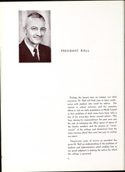Page 20, 1945 Edition, North Central College - Spectrum Yearbook (Naperville, IL) online yearbook collection