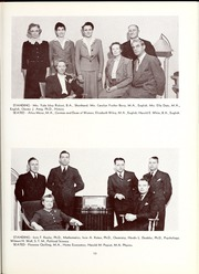 Page 23, 1945 Edition, North Central College - Spectrum Yearbook (Naperville, IL) online yearbook collection