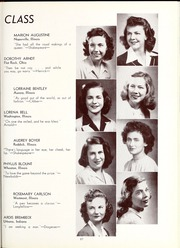 Page 31, 1945 Edition, North Central College - Spectrum Yearbook (Naperville, IL) online yearbook collection