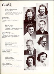 Page 33, 1945 Edition, North Central College - Spectrum Yearbook (Naperville, IL) online yearbook collection