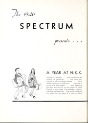 Page 6, 1946 Edition, North Central College - Spectrum Yearbook (Naperville, IL) online yearbook collection
