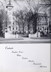 Page 10, 1953 Edition, North Central College - Spectrum Yearbook (Naperville, IL) online yearbook collection