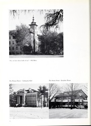 Page 10, 1954 Edition, North Central College - Spectrum Yearbook (Naperville, IL) online yearbook collection