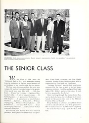 Page 11, 1954 Edition, North Central College - Spectrum Yearbook (Naperville, IL) online yearbook collection