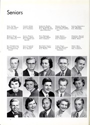 Page 12, 1954 Edition, North Central College - Spectrum Yearbook (Naperville, IL) online yearbook collection