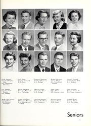 Page 13, 1954 Edition, North Central College - Spectrum Yearbook (Naperville, IL) online yearbook collection