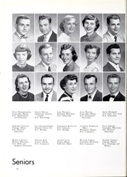Page 14, 1954 Edition, North Central College - Spectrum Yearbook (Naperville, IL) online yearbook collection