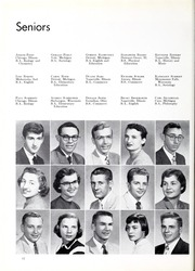 Page 16, 1954 Edition, North Central College - Spectrum Yearbook (Naperville, IL) online yearbook collection