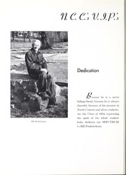 Page 6, 1954 Edition, North Central College - Spectrum Yearbook (Naperville, IL) online yearbook collection