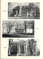 Page 11, 1955 Edition, North Central College - Spectrum Yearbook (Naperville, IL) online yearbook collection