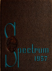 Page 1, 1957 Edition, North Central College - Spectrum Yearbook (Naperville, IL) online yearbook collection