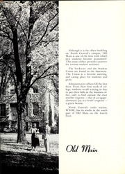 Page 11, 1957 Edition, North Central College - Spectrum Yearbook (Naperville, IL) online yearbook collection