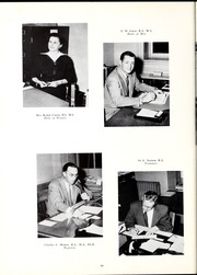 Page 14, 1957 Edition, North Central College - Spectrum Yearbook (Naperville, IL) online yearbook collection