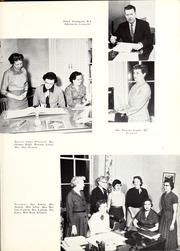 Page 15, 1957 Edition, North Central College - Spectrum Yearbook (Naperville, IL) online yearbook collection