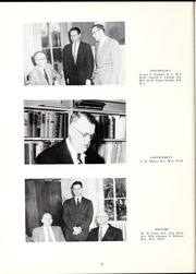 Page 16, 1957 Edition, North Central College - Spectrum Yearbook (Naperville, IL) online yearbook collection