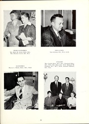 Page 17, 1957 Edition, North Central College - Spectrum Yearbook (Naperville, IL) online yearbook collection