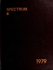 Page 1, 1979 Edition, North Central College - Spectrum Yearbook (Naperville, IL) online yearbook collection