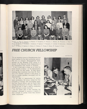 Page 189, 1950 Edition, Wheaton College - Tower Yearbook (Wheaton, IL) online yearbook collection