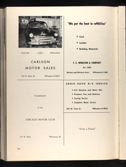 Page 360, 1950 Edition, Wheaton College - Tower Yearbook (Wheaton, IL) online yearbook collection