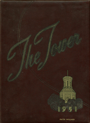 Wheaton College - Tower Yearbook (Wheaton, IL) online yearbook collection, 1951 Edition, Page 1