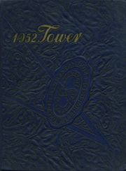 Wheaton College - Tower Yearbook (Wheaton, IL) online yearbook collection, 1952 Edition, Page 1