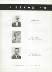 Page 12, 1952 Edition, Wheaton College - Tower Yearbook (Wheaton, IL) online yearbook collection