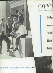 Page 9, 1952 Edition, Wheaton College - Tower Yearbook (Wheaton, IL) online yearbook collection