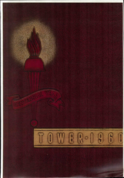Page 1, 1960 Edition, Wheaton College - Tower Yearbook (Wheaton, IL) online yearbook collection
