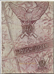 1942 Edition, Roosevelt Military Academy - Rough Rider Yearbook (Aledo, IL)
