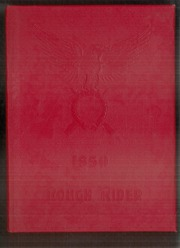 1950 Edition, Roosevelt Military Academy - Rough Rider Yearbook (Aledo, IL)