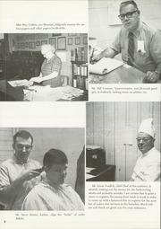 Page 12, 1972 Edition, Roosevelt Military Academy - Rough Rider Yearbook (Aledo, IL) online yearbook collection