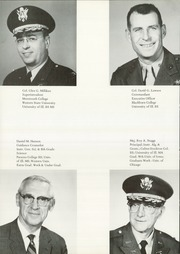 Page 14, 1972 Edition, Roosevelt Military Academy - Rough Rider Yearbook (Aledo, IL) online yearbook collection