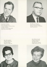 Page 15, 1972 Edition, Roosevelt Military Academy - Rough Rider Yearbook (Aledo, IL) online yearbook collection